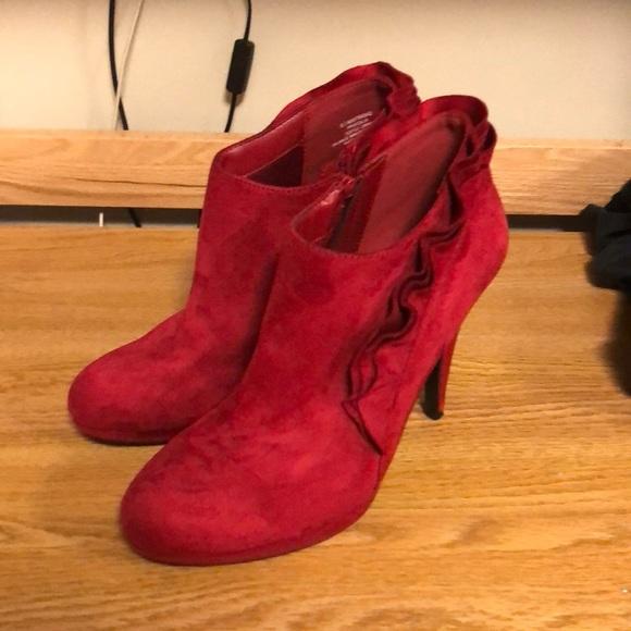 cb0d6203f1c4a Impo Shoes | Priscilla Booties | Poshmark